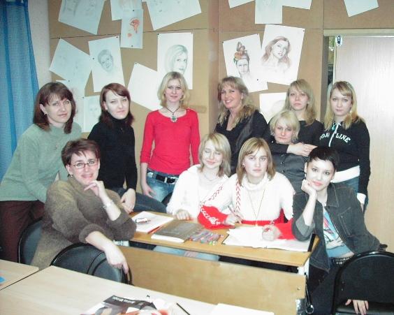 Школа парикмахерского искусства мастер класс инструкция #5